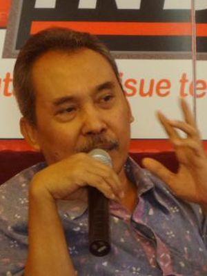 Peneliti Senior LIPI, Syamsuddin Haris.