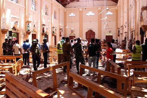 Polisi Sri Lanka Cari Korban Selamat Serangan Bom Bunuh Diri Minggu Paskah