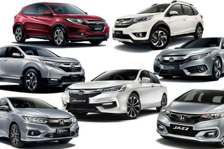 Deretan mobil Honda yang direcall akibat masalah pompa bensin di Malaysia