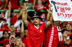 Beda Fanatisme Suporter Indonesia dan Brasil Menurut Jacksen F Tiago