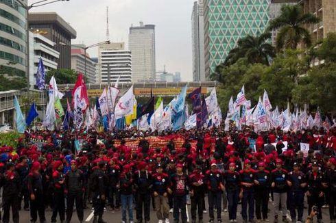 Sederet Kekhawatiran Serikat Pekerja Terhadap Omnibus Law Jokowi