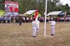 74 Tahun Indonesia Merdeka, Suku Terasing di Maluku Ini Akhirnya Gelar Upacara