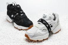 Sneakers Gabungan Reebok dan Adidas Hadir dalam Warna Monokrom
