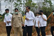 Presiden Instruksikan Bangun Lumbung Pangan di Kalteng, Begini Respons Mentan SYL