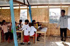 Sekolah Terapung Sudah Reyot, Anak-anak Suku Bajo Tetap Semangat Belajar