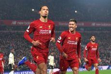 Highlight Liverpool Vs Man United, The Reds Taklukkan Setan Merah 2-0