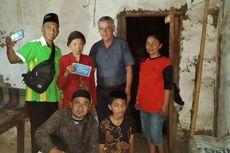 Cerita Mark Avery, Bule Australia yang Mengecat Rumah Dhuafa di Kediri