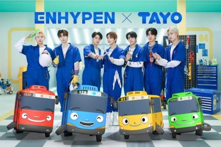 ENHYPEN x Tayo