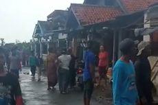 Diterjang Angin Kencang, Puluhan Rumah di Brebes Rusak