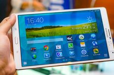 Galaxy Tab S Tak Kebagian Android Marshmallow