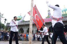 HUT GAM di Aceh, Pengibaran Bendera Bulan Bintang hingga Dihadiri Wali Kota dan Bupati
