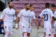 Daftar Pemain Real Madrid untuk Laga Vs Atalanta, Tanpa Ramos dan Benzema