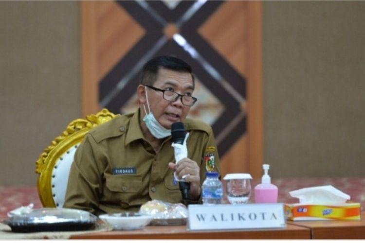 Wali Kota Pekanbaru Firdaus.