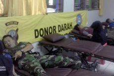 TNI Akan Terus Bantu PMI dalam Kegiatan Kemanusiaan