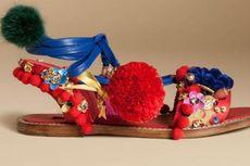 Beri Nama Produk Sandal Budak, D&G Tuai Kontroversi
