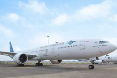 Garuda Indonesia Batalkan Penerbangan ke Jeddah