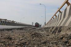 Kondisi Jalur Pantura di Perbatasan Jabar dan Jateng Masih Ditemukan Rusak