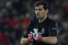Galatasaray Vs Porto, Casillas Samai Rekor Ronaldo