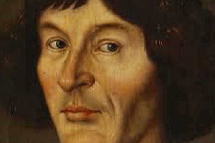 Nicolaus Copernicus, ilmuwan besar asal Polandia.