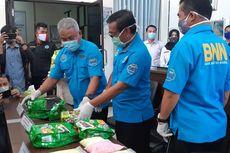 Dua Jaringan Narkoba Asal Malaysia Selundupkan Sabu di Saringan Udara Mobil