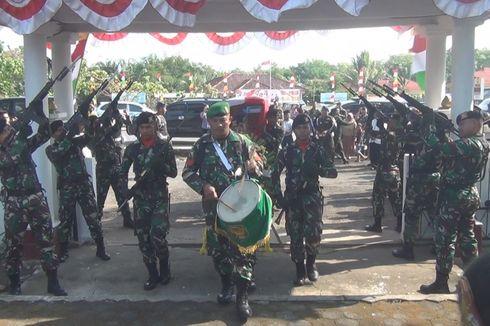 Sertu Anumerta Rikson, TNI yang Gugur di Papua, Dimakamkan di Taman Makam Pahlawan