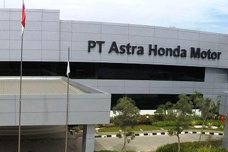 Kantor PT Astra Honda Motor.
