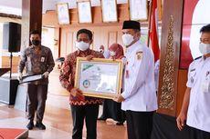 Kabupaten Wonogiri Dapat Penghargaan Tercepat Pendataan SDGs Desa, Gus Menteri: Ini Pertama Kali di Indonesia
