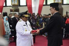 Soni Sumarsono Dilantik Jadi Penjabat Gubernur Sulawesi Selatan