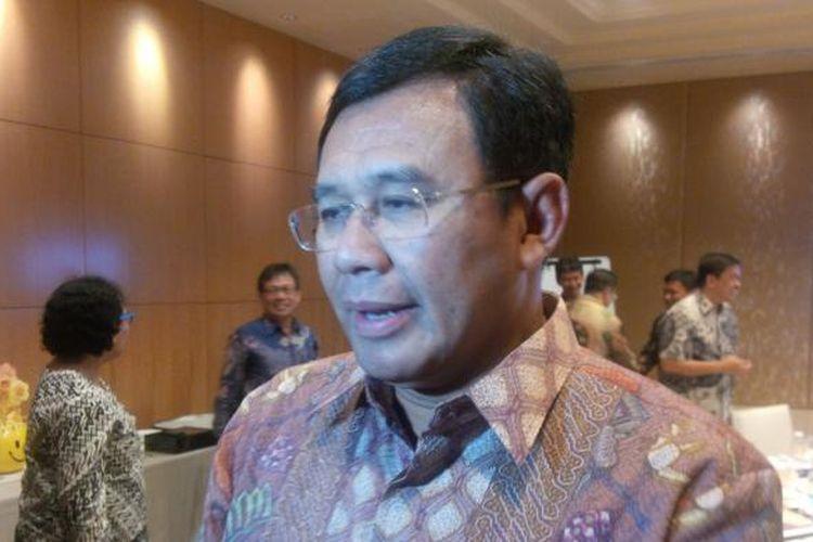 Direktur Utama BNI Achmad Baiquni.