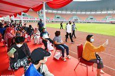 Dibuka Lagi Pendaftaran Vaksinasi Massal di Stadion Pakansari Bogor