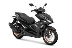 Yamaha XMAX dan Aerox 155 Kini Punya Edisi Maxi Signature