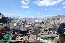 Kebakaran Landa Permukiman Padat Penduduk di Makassar, 87 KK Kehilangan Tempat Tinggal