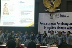 Cegah Korupsi, KPP Madya Jakarta Pusat Canangkan Zona Integritas