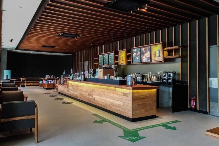 Starbucks Kenjeran, Surabaya
