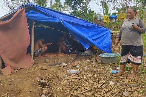 Derita Korban Gempa Maluku dari Tenda Pengungsian, Sampai Curhat ke Jokowi