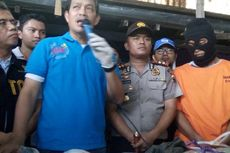 BNN Sita 67 Kilogram Sabu Asal Malaysia di Tegal dan Demak