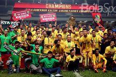 RD Ungkap Kunci Keberhasilan Sriwijaya FC Juara PGK 2018