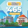 Unair Masuk 465 Kampus Terbaik Dunia Versi QS WUR 2022