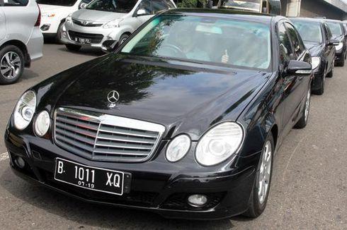 Sedan Mewah Bekas Taksi, Camry Hanya Rp 100 Jutaan