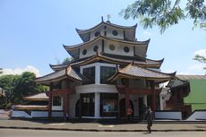Melihat Masjid Mirip Kelenteng di RSU UMM, Terinspirasi dari China sebagai Tempat Pengobatan Tertua