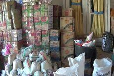 Belum Disalurkan, Bantuan untuk Korban Bencana Sulteng Menumpuk