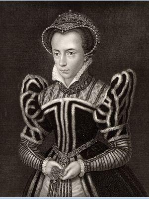 Mary I ketika masih berstatus putri. (Britannica)