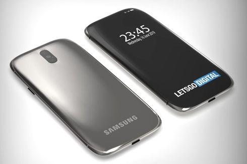 Samsung Patenkan Desain Ponsel Baru, untuk Galaxy S11?