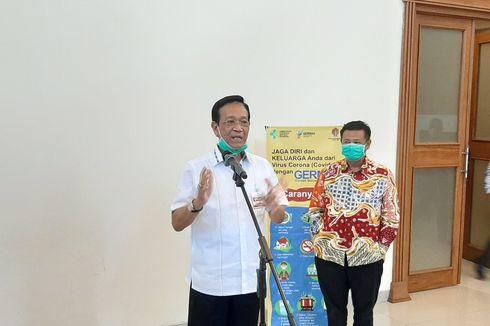 Sultan HB X Larang Truk Lewat Jalur Evakuasi Merapi