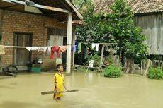 Puluhan Rumah dan Belasan Hektar Kebun Karet di Prabumulih Terendam Banjir