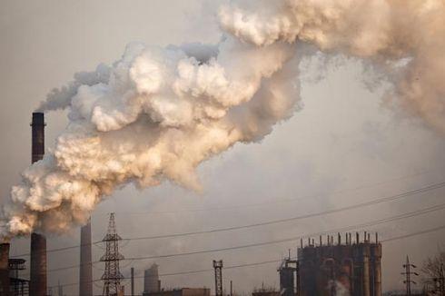 Emisi Karbon Dioksida Terus Meningkat Sejak Era Industri