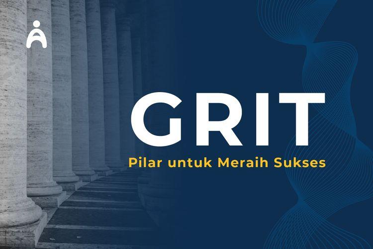 Grit - Pilar untuk Meraih Sukses