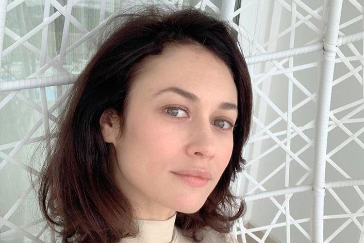 Aktris Olga Kurylenko.