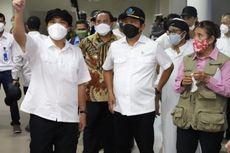 Menteri Trenggono Bertemu Susi Pudjiastuti, Apa yang Dibahas?