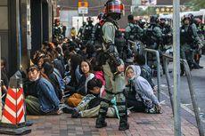 Trump Tanda Tangani UU yang Dukung Demonstran Hong Kong